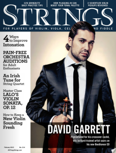Strings Garret